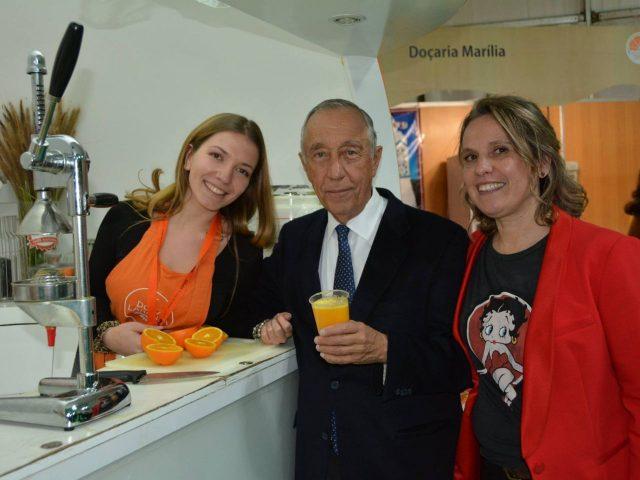 The orange capital festival