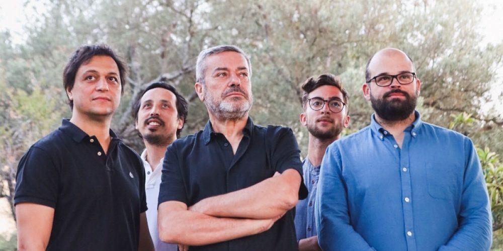 GRAFONOLA VOADORA AND NAPOLEÃO MIRA – NEW ALBUM
