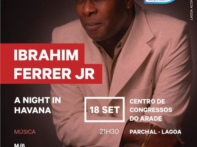 "Ibrahim Ferrer Jr ""A Night in Havana"""