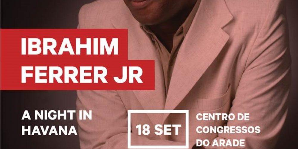 "Ibrahim Ferrer Jr ""A Night in Havana"""